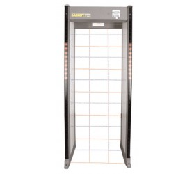 PD 6500 i Walkthrough Metal Detector Garrett
