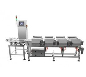 IXL-SG Series Multi-sorting Checkweigher