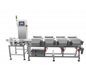IXL-SG Multi-sortir Seri Checkweigher Series